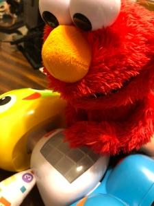 Elmo and BeatBo